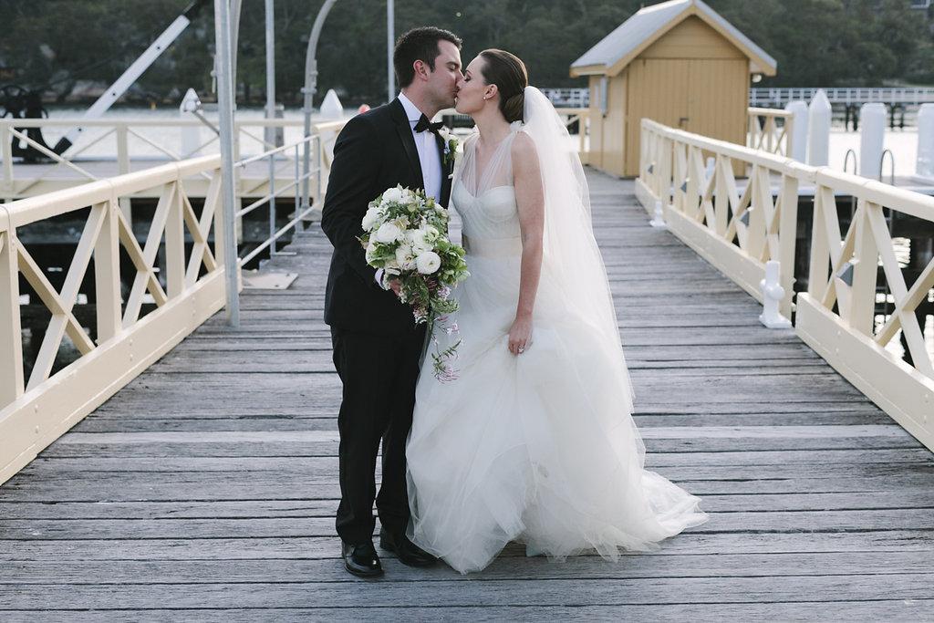 Sydney wedding flowers Mosman