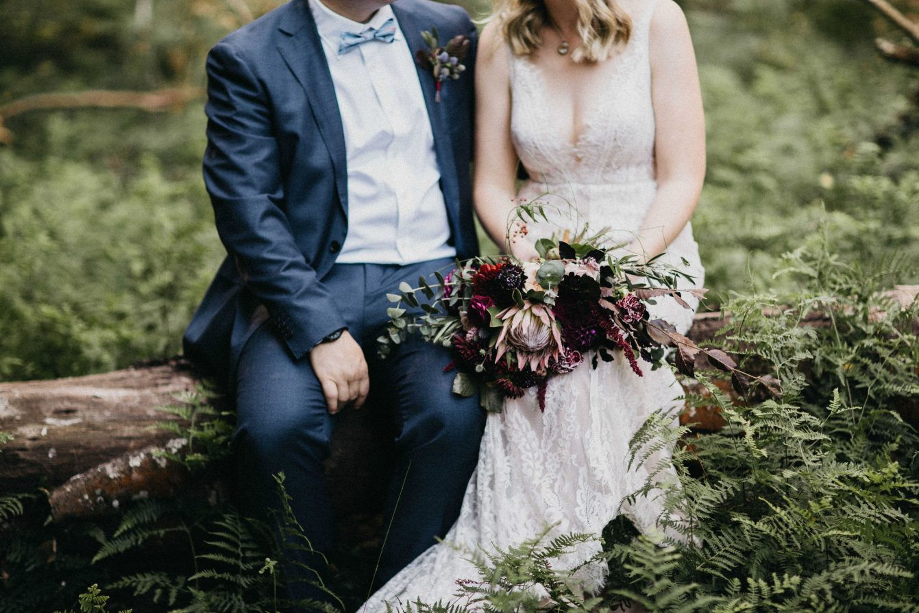 Sydney wedding florist Audley Dance Hall