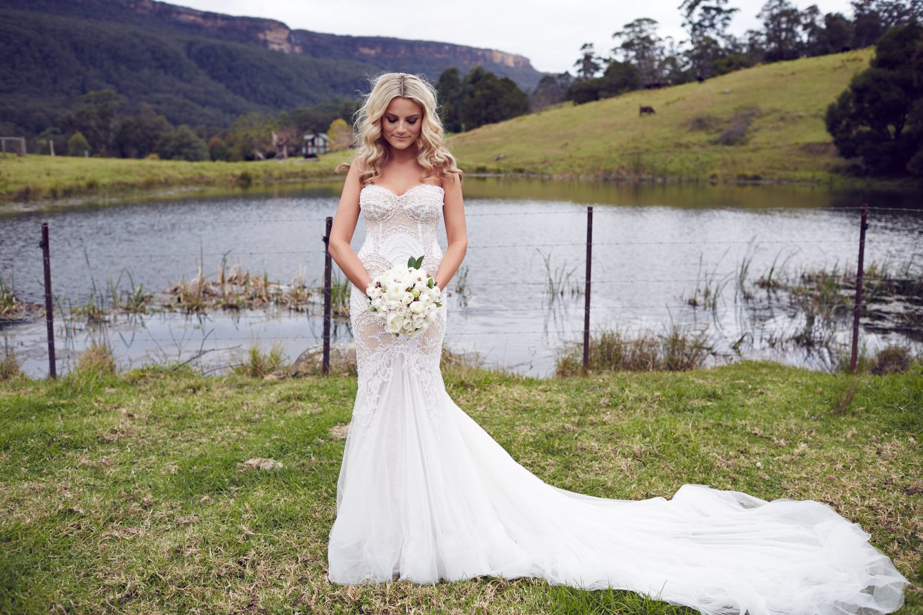 Best wedding florist Kangaroo Valley