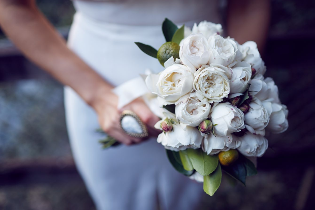 Kangaroo Valley wedding flowers