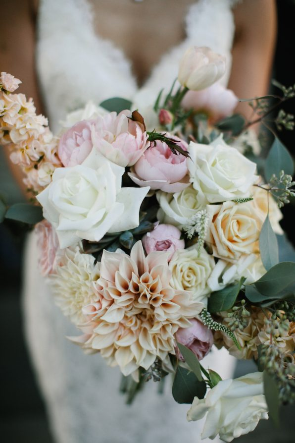Sydney wedding flowers Mosman